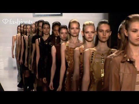 Fashion Week - New York Fashion Week Review Fall/Winter 2011-2012 NFYW | FashionTV - FTV