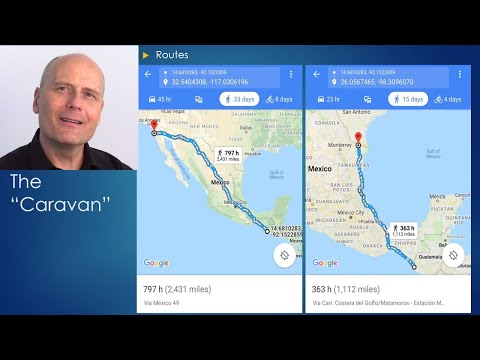 The Truth About the Honduran Caravan! | Stefan Molyneux