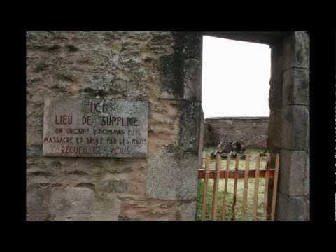 Oradour-sur-Glane: a Nazi Massacre 68 years ago