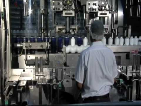Mandura Bottling Process