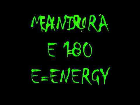 Mandura energiaital - E180 Energy Shot