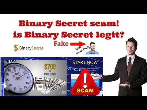 Binary Secret Review