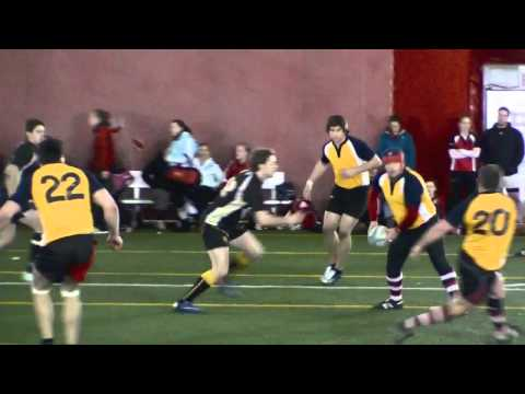 Fredericton Loyalists - 2012 Ironmen 7′s Dome Tournament
