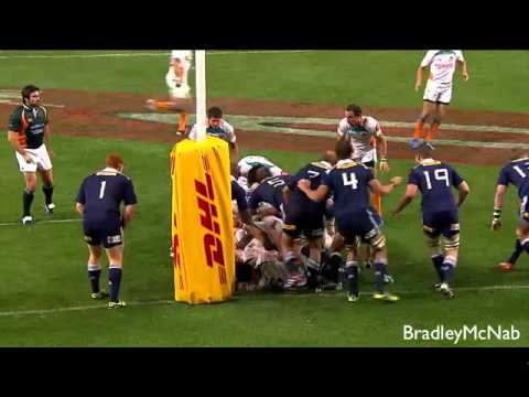 Stormers vs Cheetahs Rd.12 Super Rugby 2012 Highlights