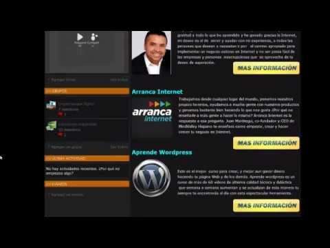 Crea una página Web Profesional