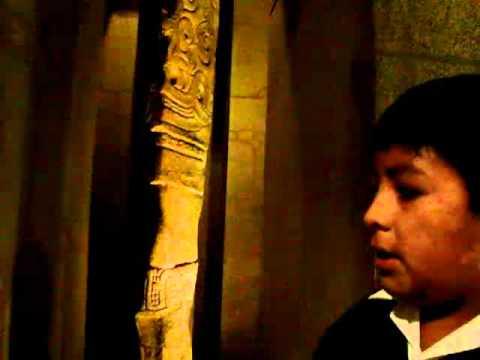 La Cultura Chavín - Museo Arqueológico de Ancash (Proyecto de Realidad Aumentada))