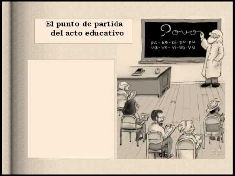 Paulo Freire, padre de la Pedagogía Crítica