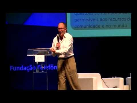 Conferencia David Albury desde Río de Janeiro