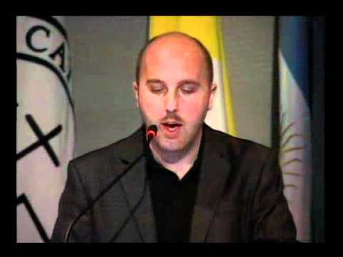 Conferencia John Moravec desde Buenos Aires