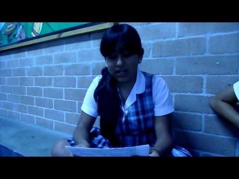 Juliana, Mariana y Daniela de 7-1 nos hablan de las generalidades del Quijote.