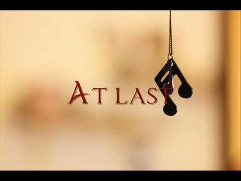 At Last - Etta James with lyrics on screen