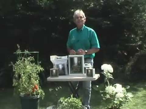 Nature's Solution Product Demonstration
