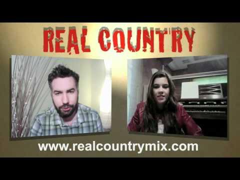GEORGIA WHITE on Ben Sorensen's REAL Country