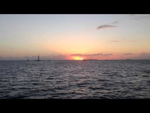 Sunset from Key West