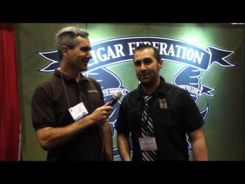 CigarCraig & Cigar Federation @IPCPR2012