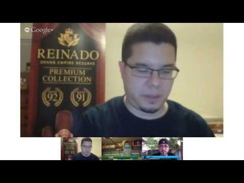 CigarChat LIVE with Reinado Cigars