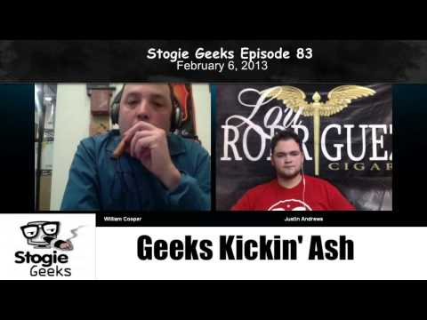 Stogie Geeks Episode 83 - Lou Rodriguez Cigars
