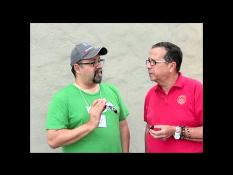 Cigar Bombs Interview with Jose Blanco at C.A.T.S. event 2013