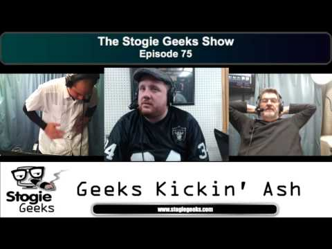 "Stogie Geeks Episode 75 - Stogies - ""Wet Spot In My Shorts"""
