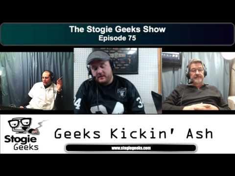 Stogie Geeks Episode 75 - Cigar Mount Rushmore