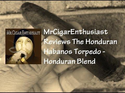 Honduran Habanos Torpedo - Honduran Blend