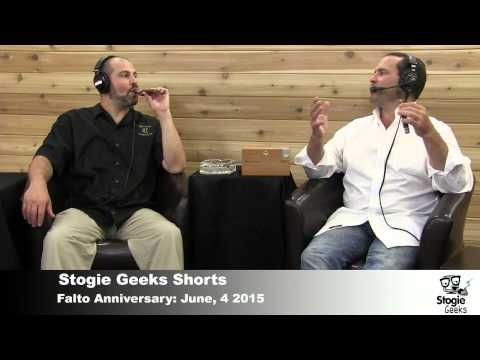 Stogie Geeks Shorts - Falto Anniversary