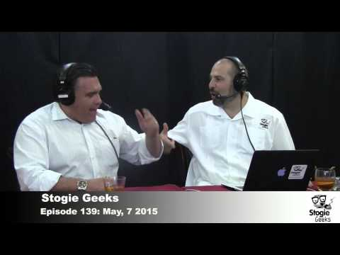 Stogie Geeks Episode 139: Kickin' It Off With Oliva