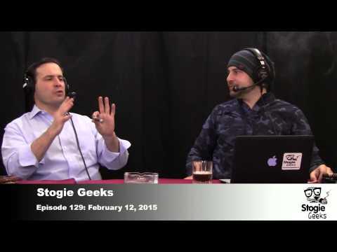 Stogie Geeks Episode 129: Stogie Shorts (La Palina Black Label)