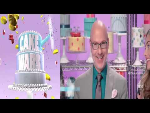 Cake Wars S03E12 Dinosaurs
