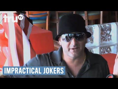 Impractical Jokers - Chicken Finger Fastball Jersey Shore Seaside Heights NJ