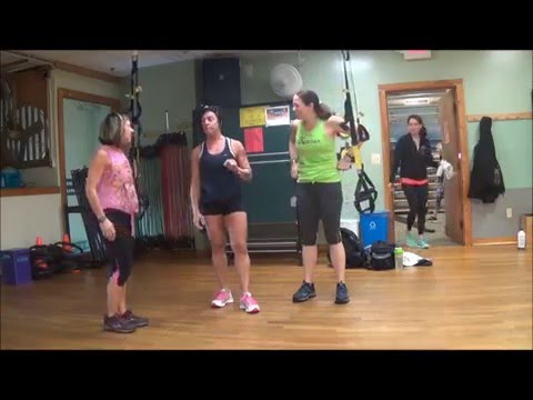 Fitness Fun Friday with Michelle & Tammy - TRX - Cardio