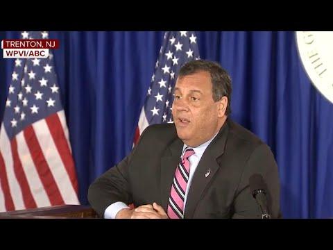 "Christie calls NJ government shutdown ""embarrassing"""