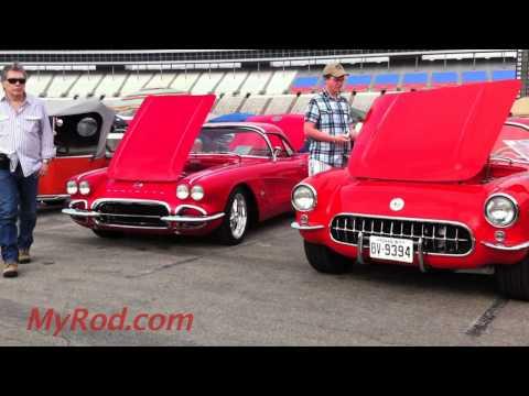 GoodGuys car show - Spring 2011 at Texas Motor Speedway