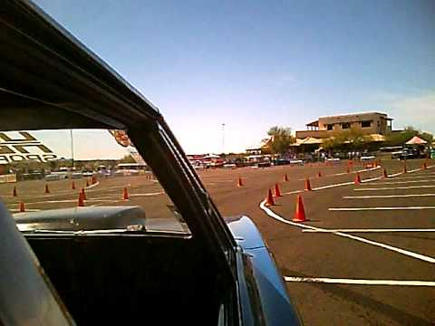 Goodguys Street Challenge AutoCross Ride-Along!