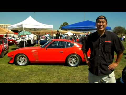 StreetFire Does the Japanese Classic Car Show!