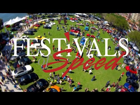 Festivals of Speed St. Pete | Motorsports and Luxury Display | Vibrant Media Productions