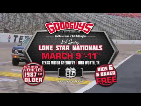 Goodguys 8th Spring Lone Star Nationals