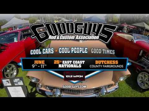Goodguys 25th East Coast Nationals :30 Promo