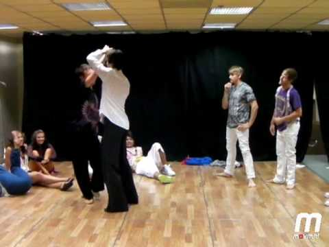 iVAN Samba-Vision - Benji, Dimitri, Neil, Travis... backstage SYTYCD - Movmnt Magazine