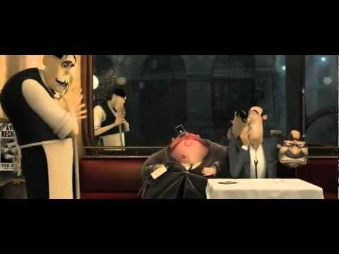 French Toast, short animation movie