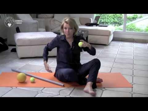 Marie Lise Labonté explique ses principes libératoires du corps et de l'âme