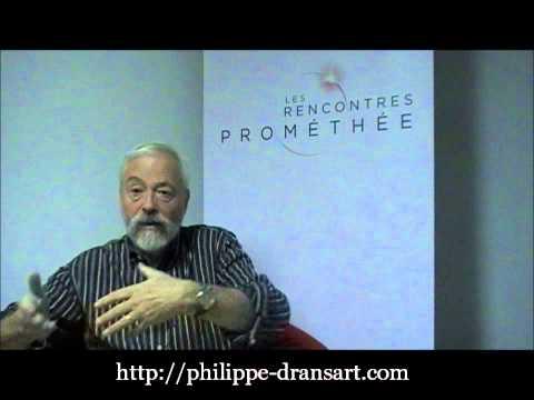 Les Rencontres Prométhée 1ère Edition - Interview du Dr Philippe DRANSART