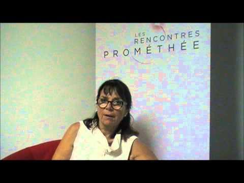 Les Rencontres Prométhée 1ère Edition - Interview de Marion KAPLAN