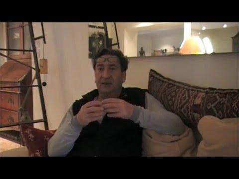 Entretien avec Gérard ATHIAS - 23/03/2016