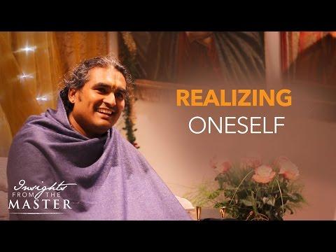 Chemin vers la réalisation de soi-même