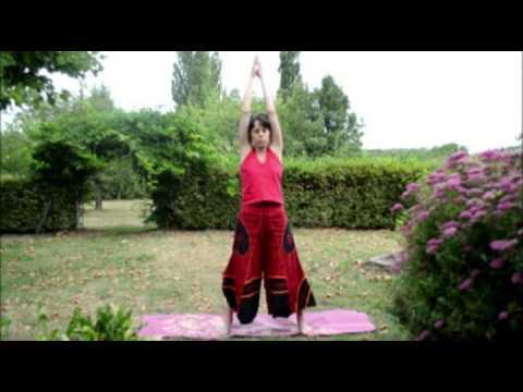 Vidéo yoga n°2 avec Emma GRILLET