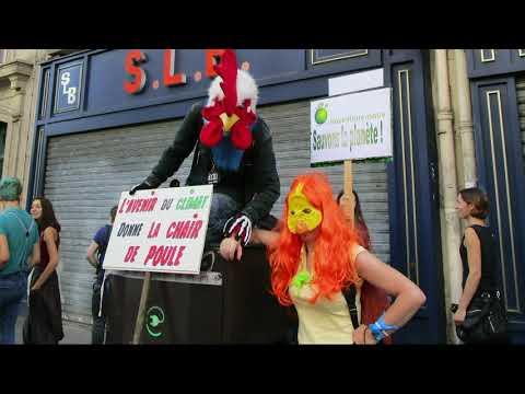 Marche pour le climat 13 10 2018 Paris