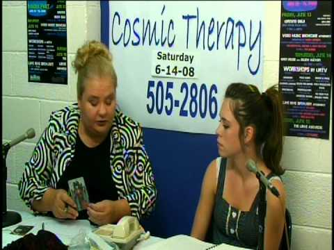 Mode of Cosmic Therapy TV show 7-08 Part I