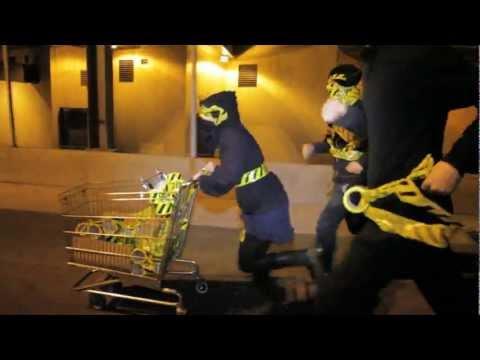 Occupy Ninjas Take Manhattan