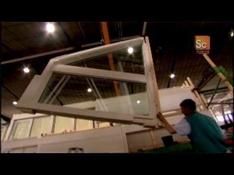 Jak to dělají? - prefabrikované domy (EN)
